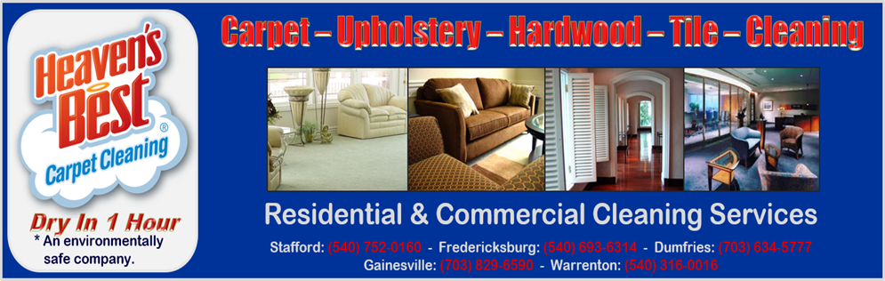 Heavenu0027s Best Carpet U0026 Upholstery Cleaning | Carpet Cleaning At 147  Stefaniga Farms Dr   Stafford VA