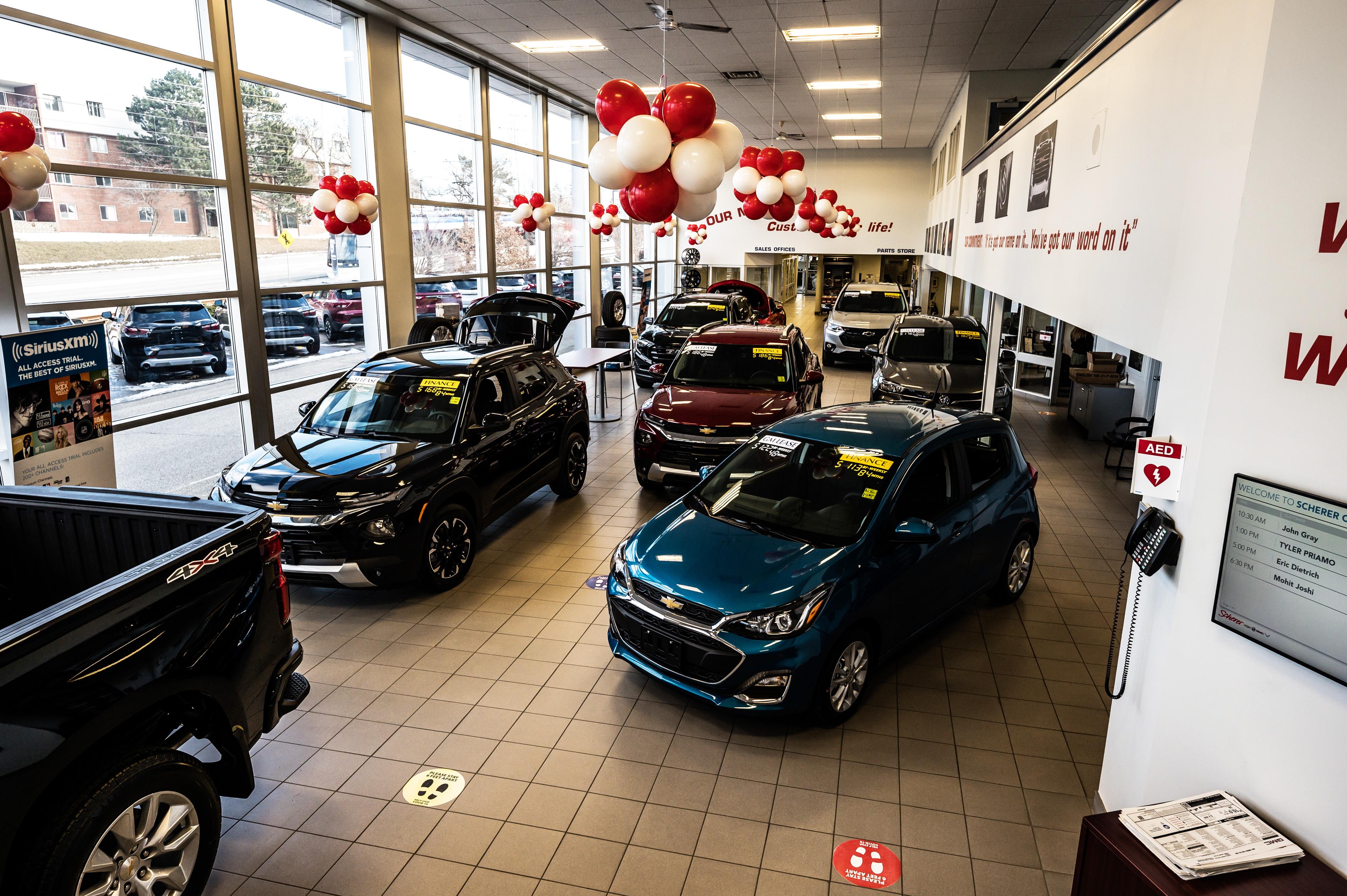 Scherer Chevrolet Buick GMC Ltd. reviews | Automotive at 1225 Courtland Ave E - Kitchener ON