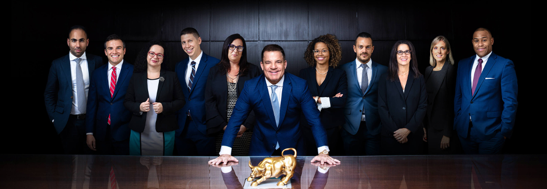 The Law Offices of Michael S. Lamonsoff reviews | Personal Injury Law at 32 Old Slip - New York NY