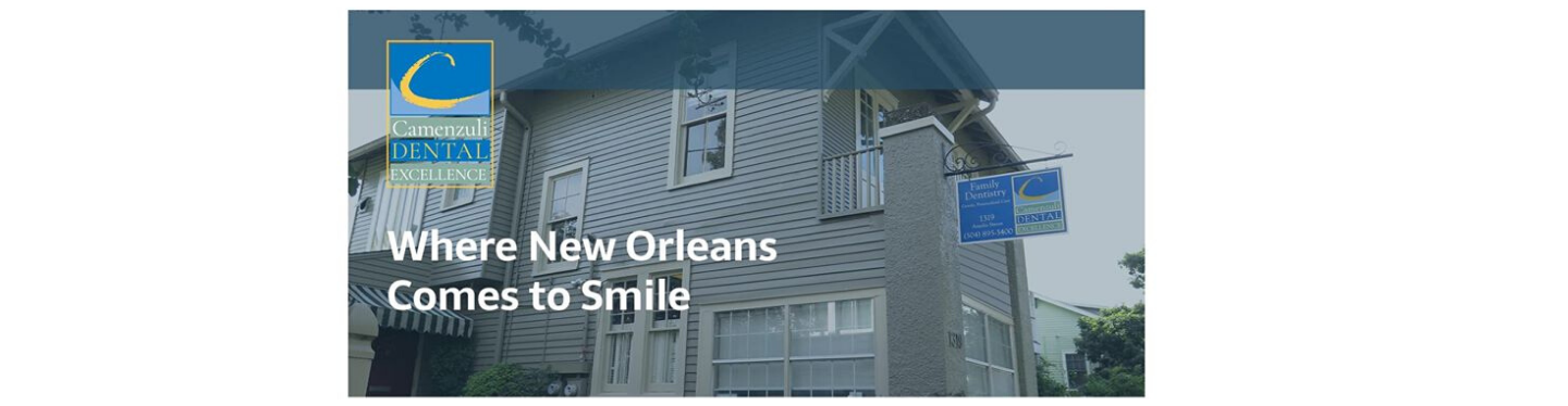Camenzuli Dental Excellence reviews | General Dentistry at 1319 Amelia St. - New Orleans LA