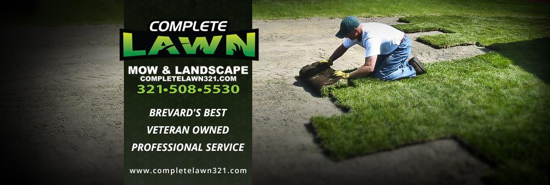Complete Lawn MOW & LANDSCAPE | Merritt Island reviews | Landscaping at 210 Borman Dr - Merritt Island FL
