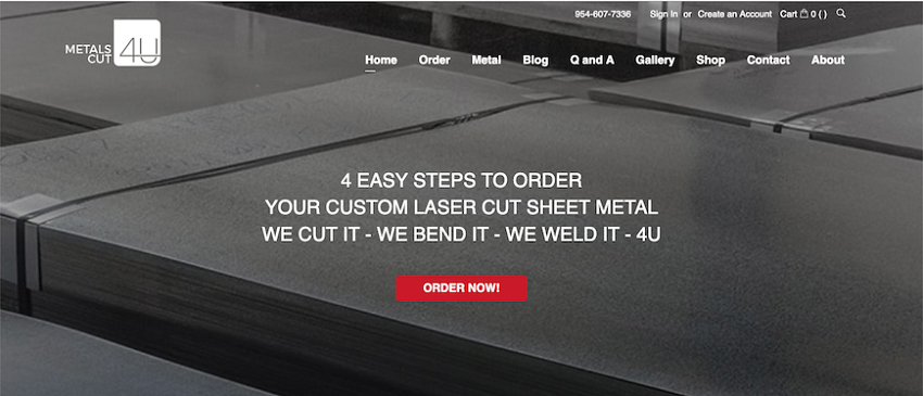 MetalsCut4U reviews | Metal Fabricators at 33574 Pin Oak Parkway - Avon Lake OH