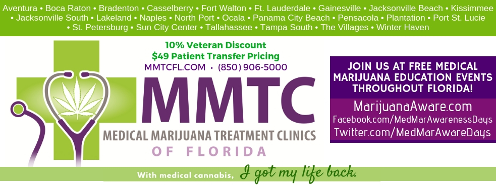 Medical Marijuana Treatment Clinics of Florida - Sun City Center reviews | Cannabis Clinics at 1647 Sun City Center Plz - Sun City Center FL