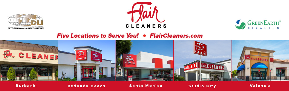 Flair Cleaners | Dry Cleaning & Laundry in Corporate: 4060 Laurel Canyon Blvd - Studio City CA - Reviews - Photos - Phone Number
