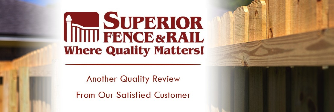 Superior Fence & Rail reviews   Fences & Gates at 3060 Dundee Rd - Winter Haven FL