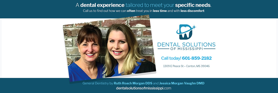 Dental Solutions of Mississippi - Canton, MS reviews | Dentists at 1309 E Peace St - Canton MS