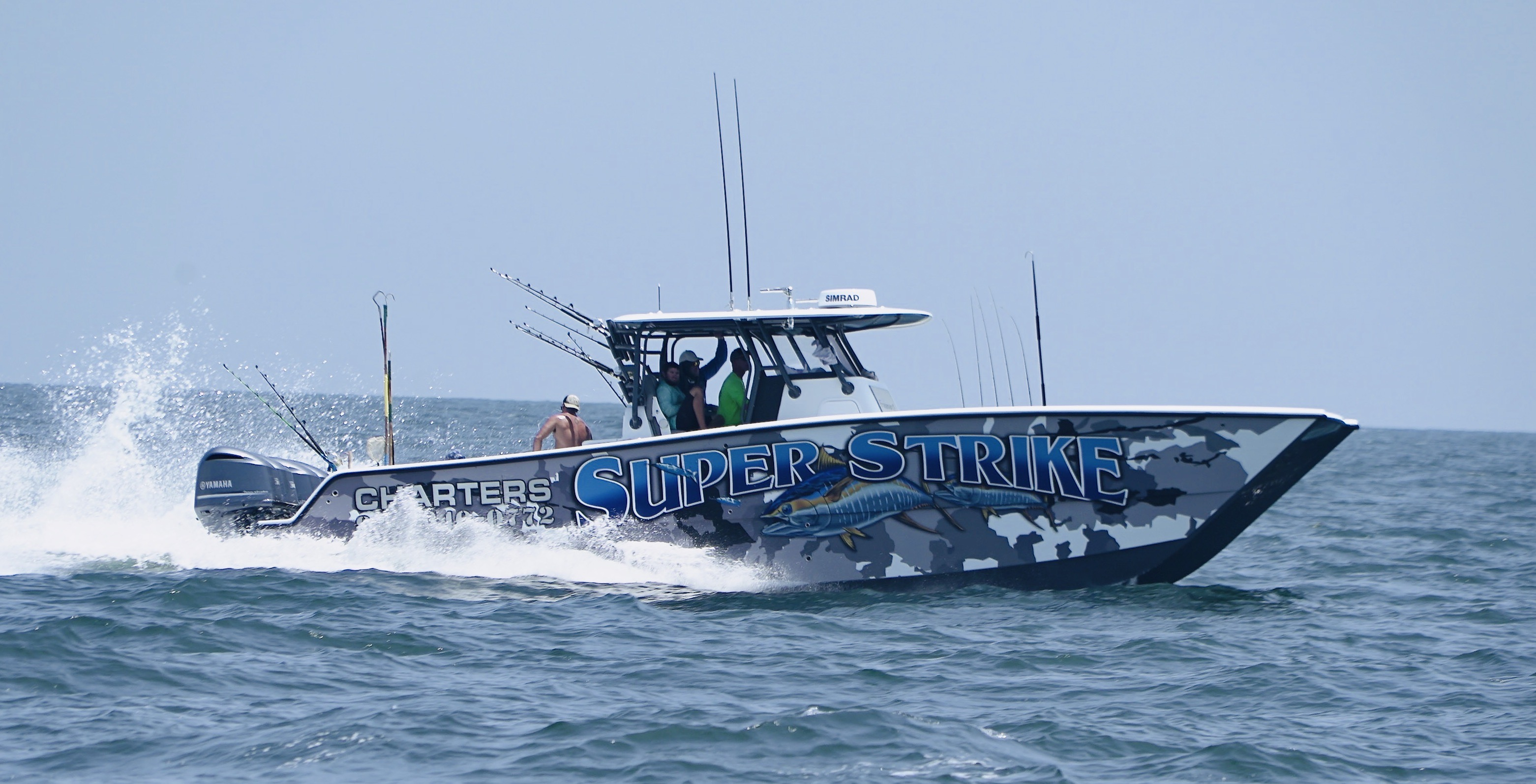 Super Strike Charters LLC reviews | Boat Charters at 237 Sports Marina Road HB-16 - Venice LA
