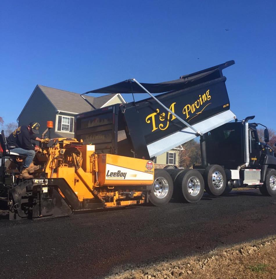 T&A Paving Inc reviews | Contractors at 886 West Pulaski Highway - Elkton MD