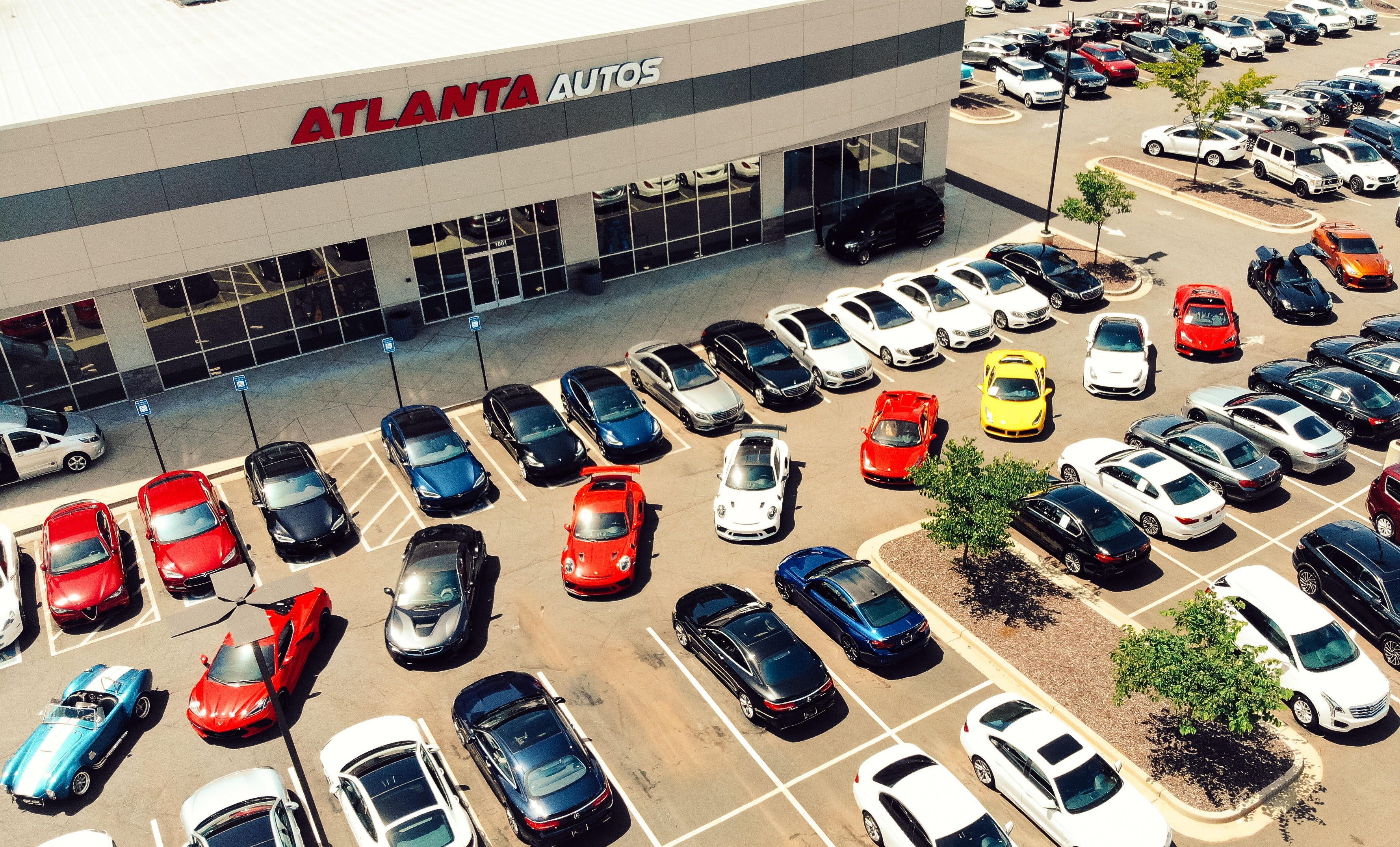 Atlanta Autos reviews | Car Dealers at 1001 Cobb Parkway N - Marietta GA