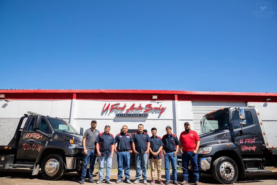 U First Auto Body Shop LLC reviews | Auto Repair at 4700 Burleson Rd - Austin TX