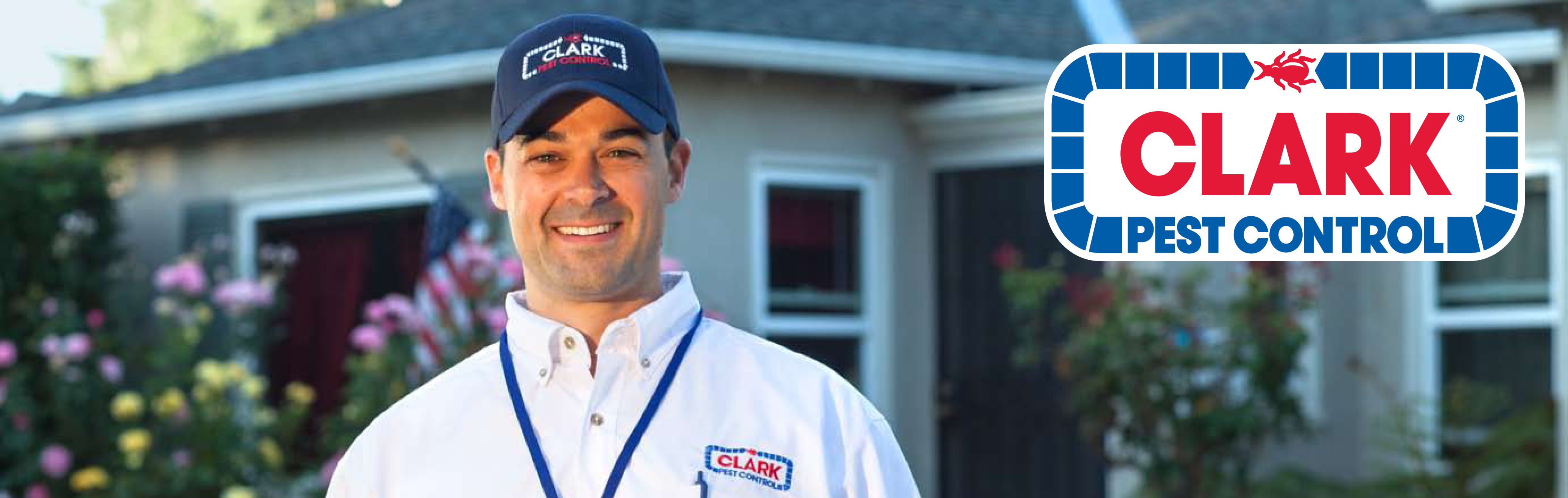 Clark Pest Control reviews | Home & Garden at 3080 Crossroads Drive - Redding CA