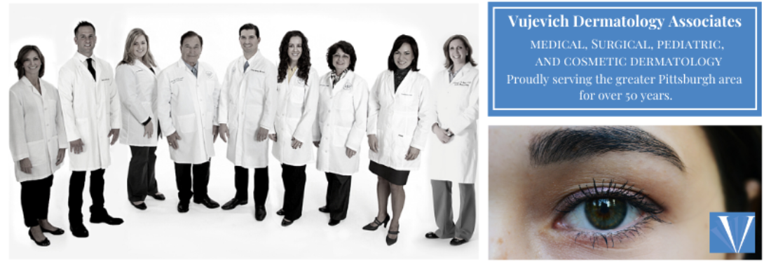 Vujevich Dermatology Associates reviews | Dermatologists at 100 N Wren Dr - Pittsburgh PA
