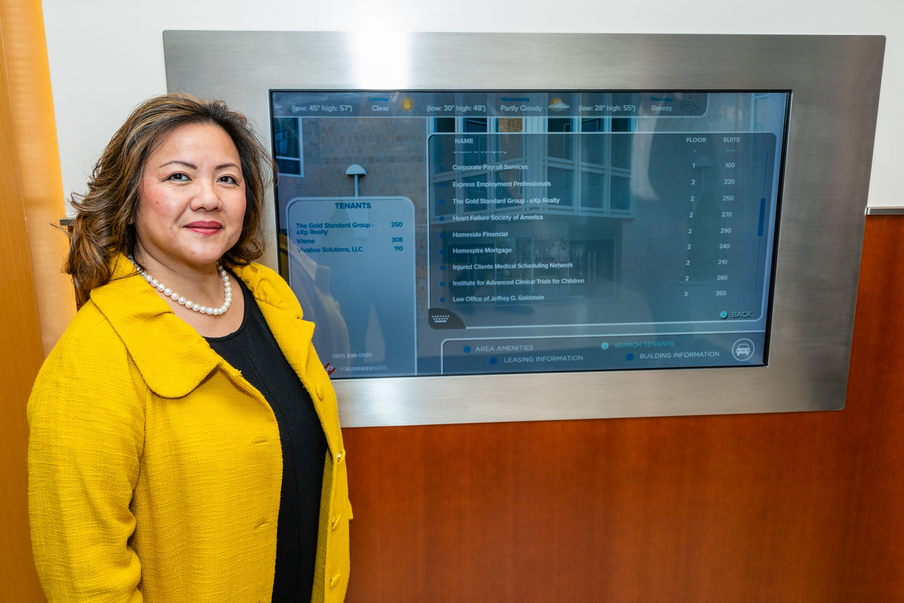 Tina Cheung and The Gold Standard Group with eXp Realty reviews | Real Estate Services at 9211 Corporate Blvd - Rockville MD