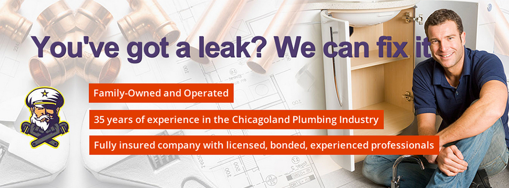 emergency plumbers chicago banner