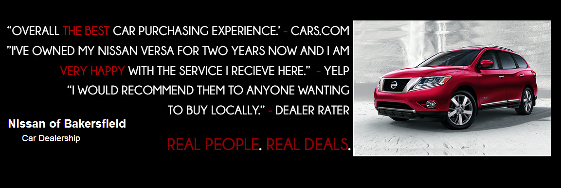 Nissan of Bakersfield | Car Dealers at 2800 Pacheco Rd - Bakersfield CA - Reviews - Photos - Phone Number