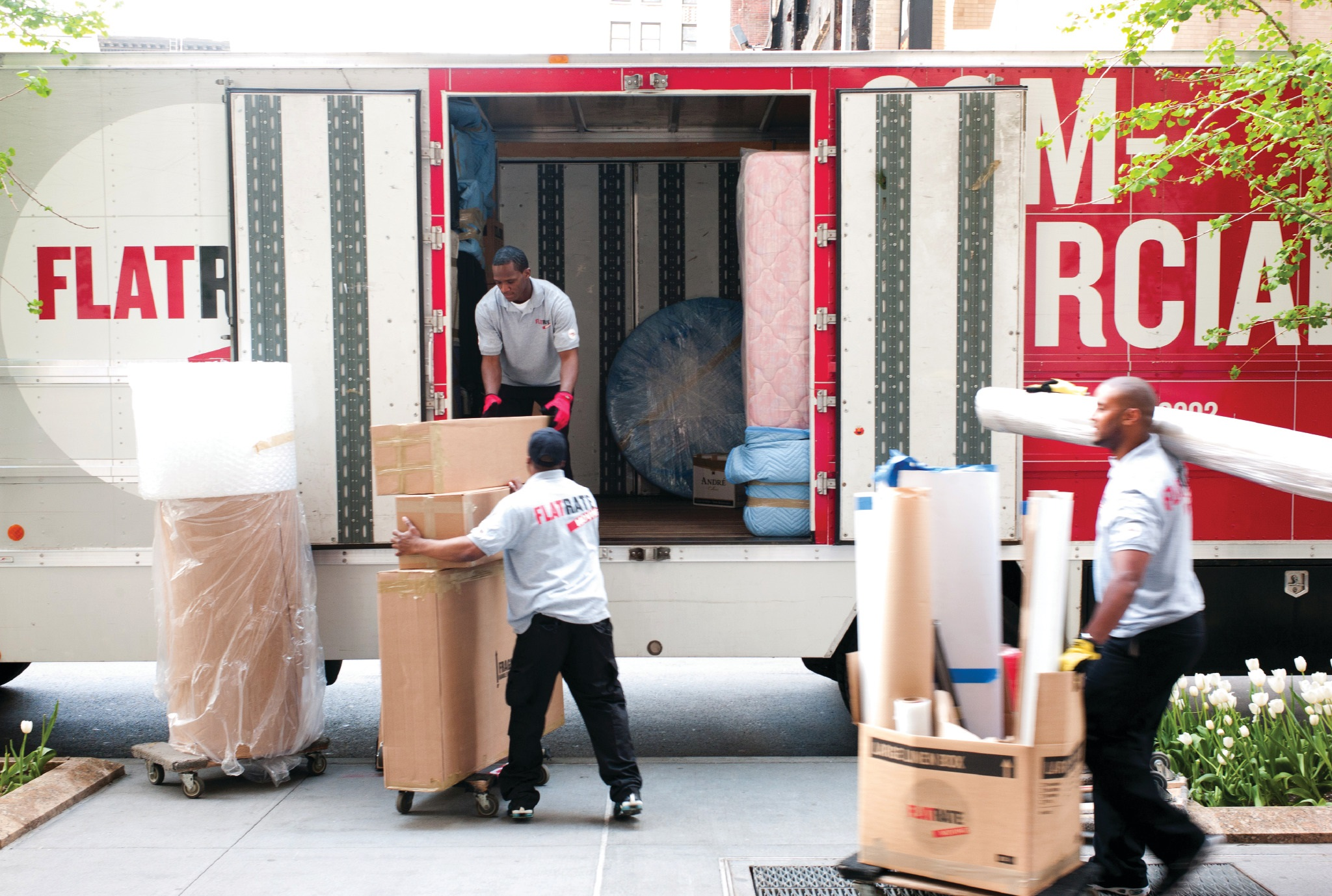FlatRate Moving Miami reviews | Movers at 16501 NW 8th Ave. - Miami FL