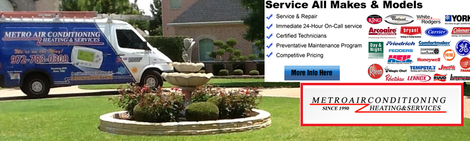 Metro Air Conditioning Heating & Services - Dallas , TX reviews
