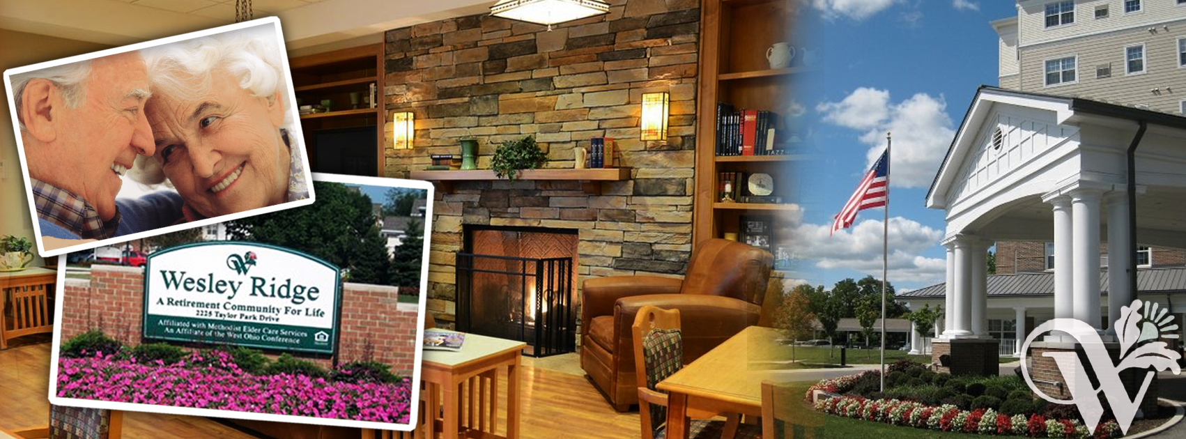 Wesley Ridge Retirement Community reviews | Assisted Living Facilities at 2225 Taylor Park Dr - Reynoldsburg OH
