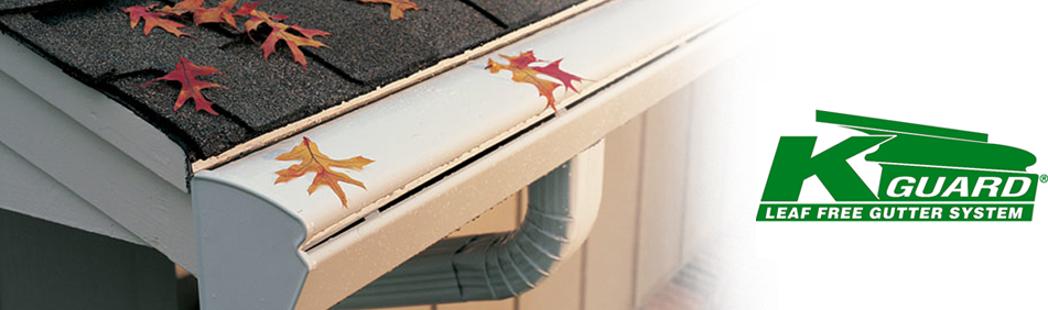 K-Guard Leaf Free Gutter System reviews | Gutter Services at 653 McCorkle Blvd, Unit M - Westerville OH