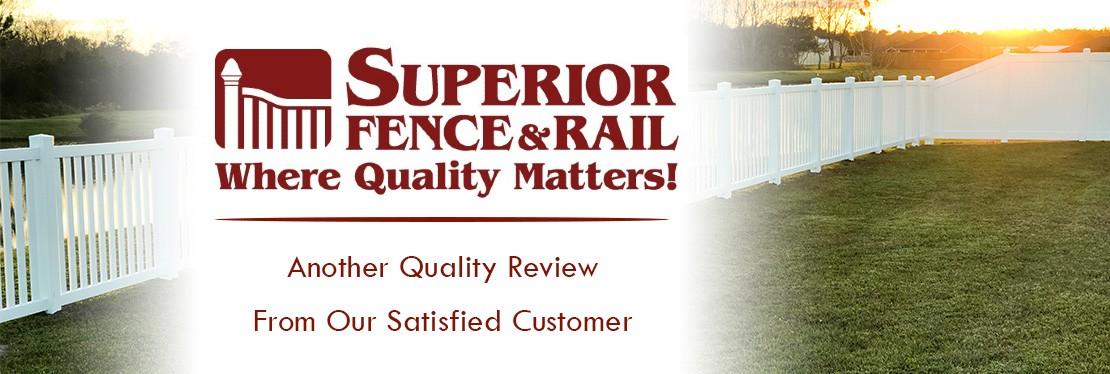 Superior Fence & Rail reviews | Fences & Gates at 2906 Avalon Blvd - Milton FL