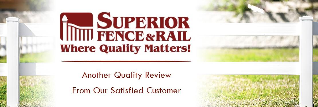Superior Fence & Rail reviews   Fences & Gates at 807 Center St - Apex NC