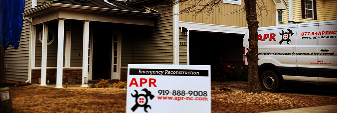 APR Restoration reviews | Damage Restoration at 9316-4 Smart Drive Raleigh - Raleigh NC