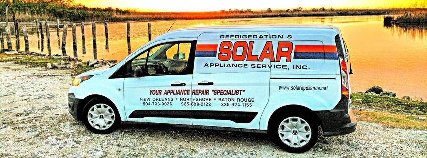 Solar Refrigeration & Appliance Service Inc Reviews, Ratings | Appliances & Repair near 3211 Metairie Rd , Metairie LA