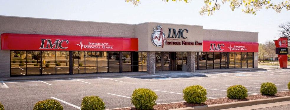 Immediate Medical Care-IMC East Reviews, Ratings | Health & Medical near 5838 E Central Ave , Wichita KS