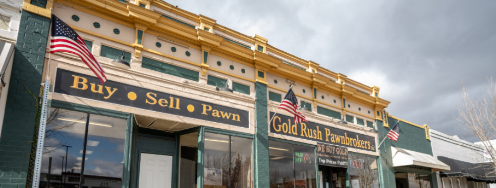 Gold Rush Pawnbrokers reviews | Pawn Shops at 20 North Hazel Street - Danville IL