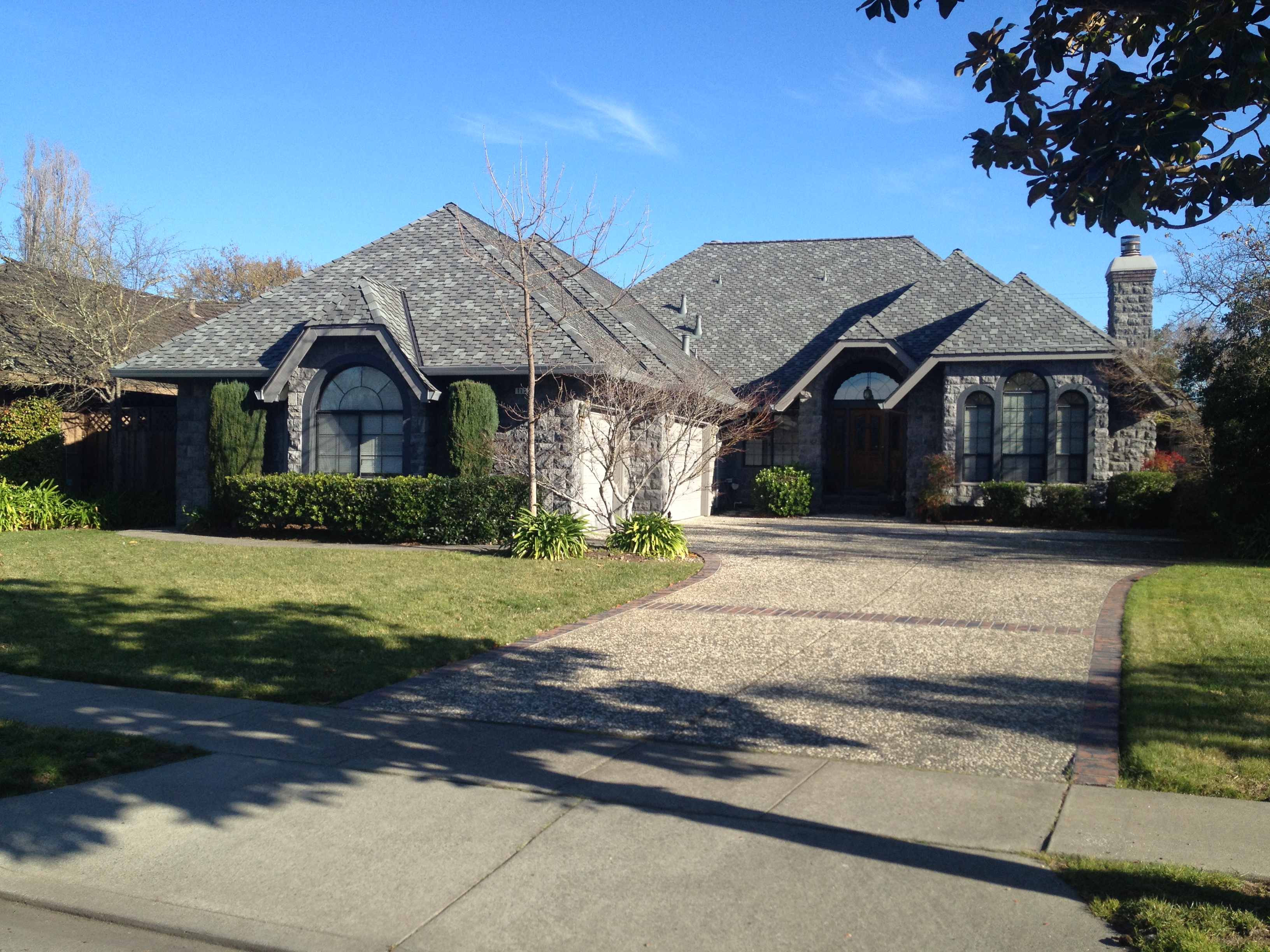 Wine Country Roofing Inc. reviews   Roofing at 2925 Alton Lane - Santa Rosa CA