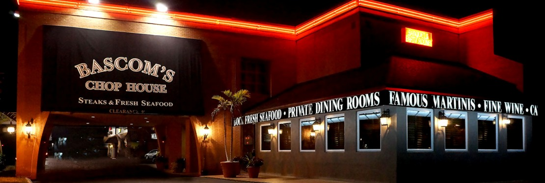 Bascom's Chop House reviews   Steakhouses at 3665 Ulmerton Road - Clearwater FL