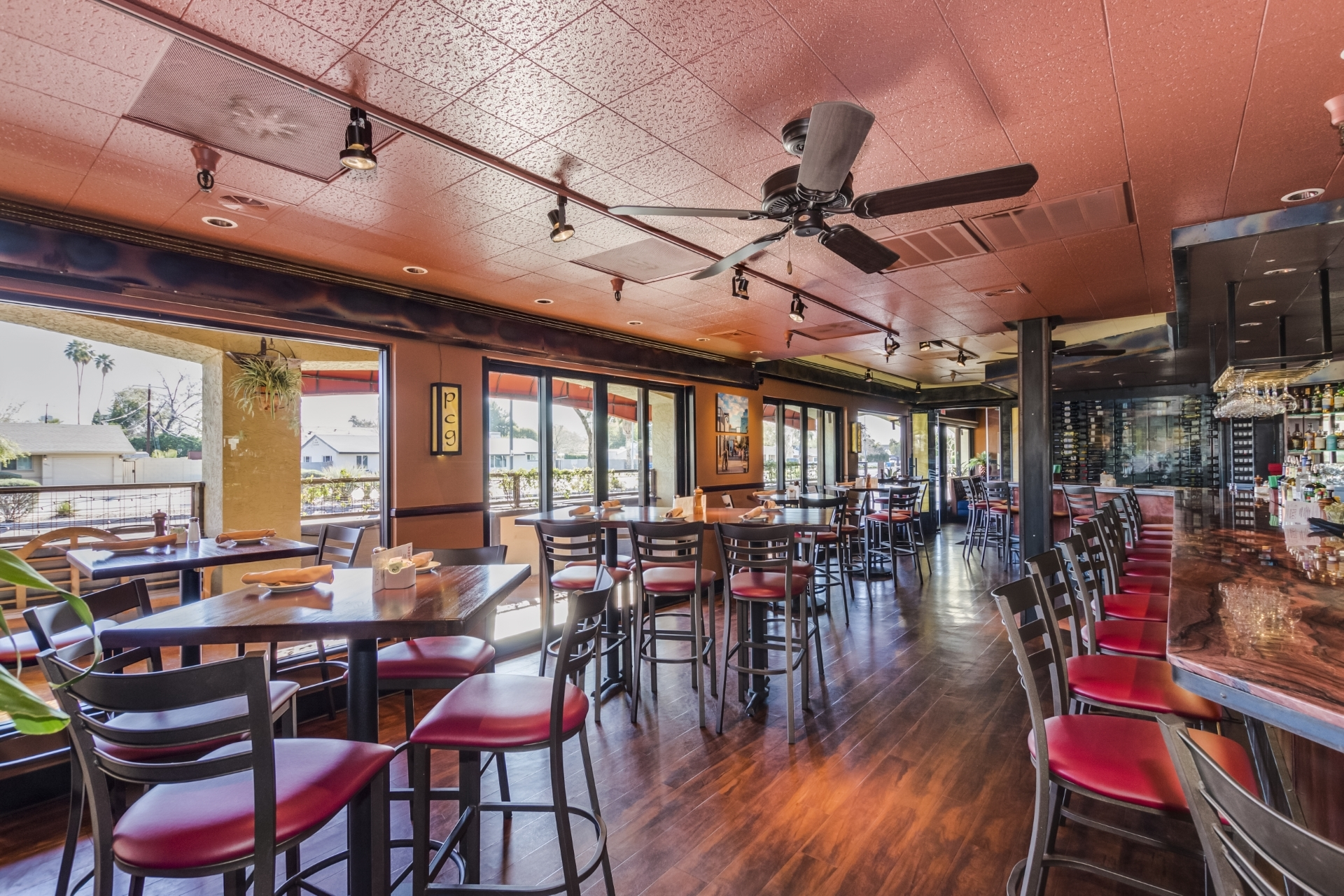 Phoenix City Grille reviews | American at 5816 N 16th St - Phoenix AZ