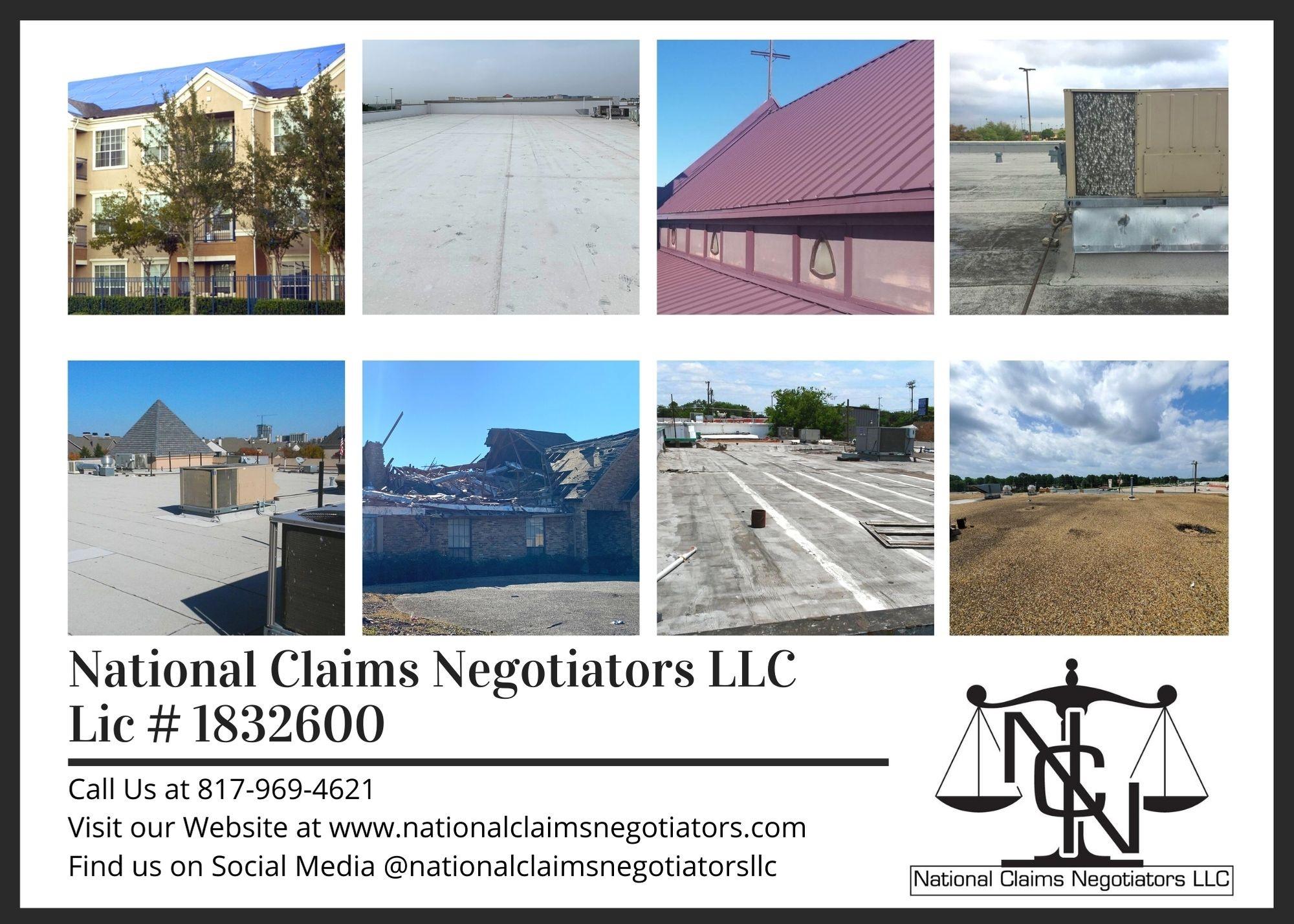 National Claims Negotiators LLC reviews   Public Adjusters at 2300 Matlock Road - Mansfield TX