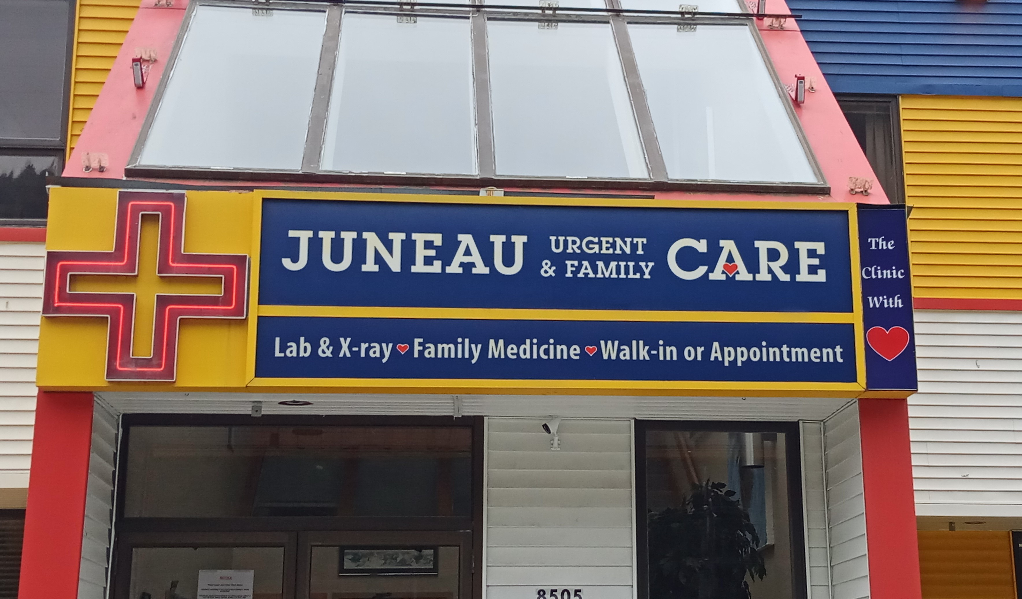 Juneau Urgent and Family Care Reviews, Ratings | Medical Centers near 8505 Old Dairy Road , Juneau AK