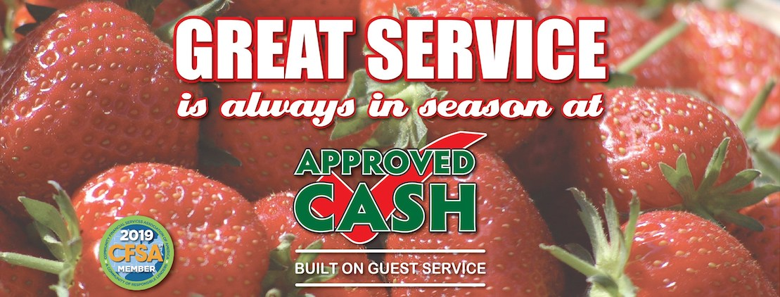 Approved Cash reviews | Financial Services at 880 West Sherman Blvd., Suite 1 - Muskegon MI