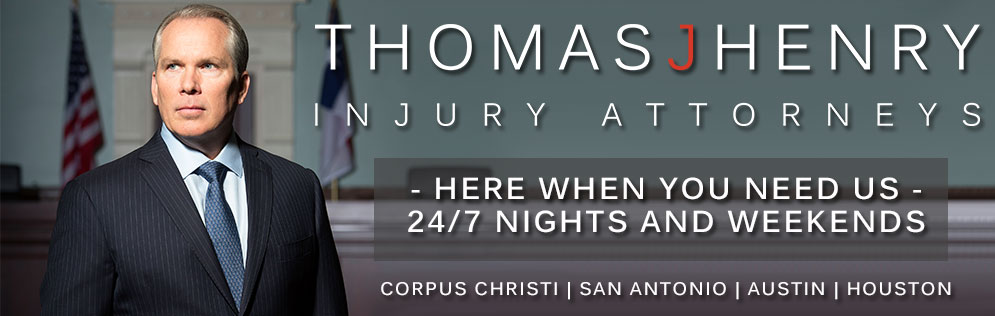 Thomas J Henry Wants You To Know That His Law Firm Exists