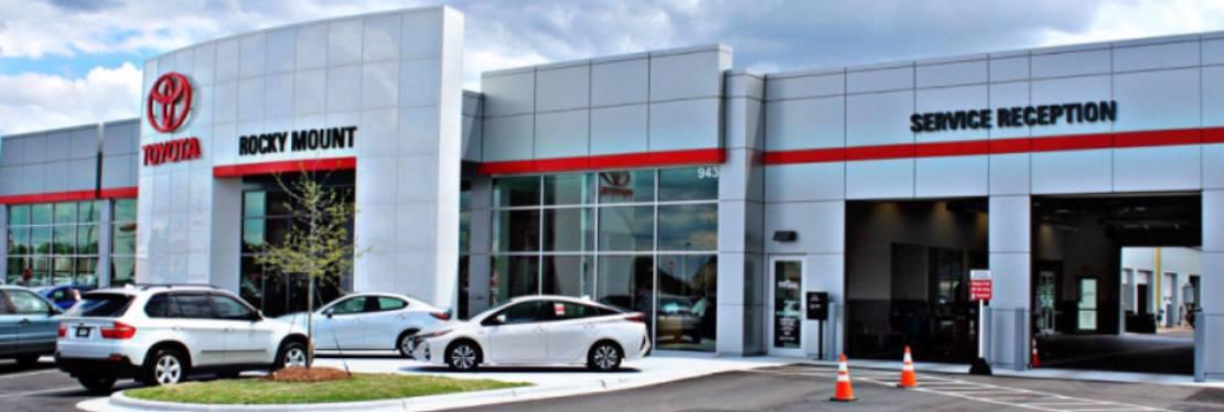 Rocky Mount Toyota reviews | Car Dealers at 943 N Wesleyan Blvd - Rocky Mount NC