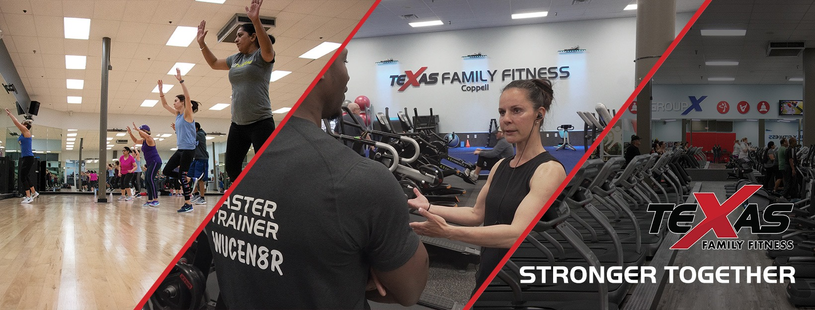 Texas Family Fitness reviews | Fitness & Instruction at 120 S Denton Tap Rd - Coppell TX
