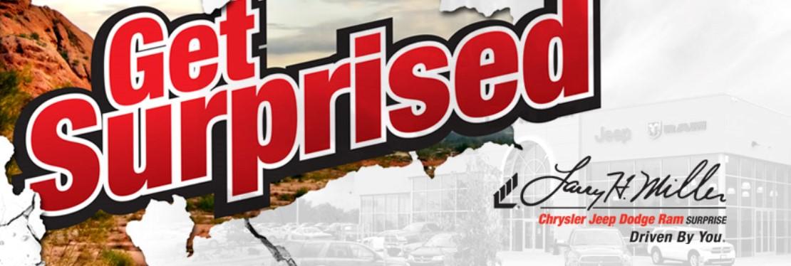 Larry H. Miller Chrysler Jeep Dodge Ram Surprise reviews | Car Dealers at 13165 N Autoshow Ave - Surprise AZ