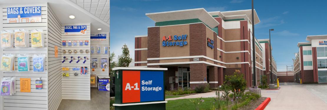 A-1 Self Storage Reviews, Ratings | Self Storage near 8462 Garfield Ave , Bell Gardens CA