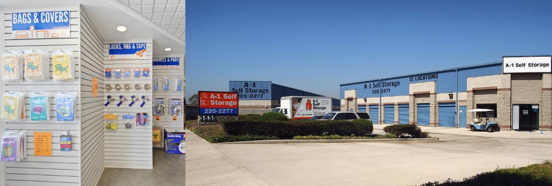 A-1 Self Storage Reviews, Ratings | Self Storage near 3535 W Ball Rd , Anaheim CA