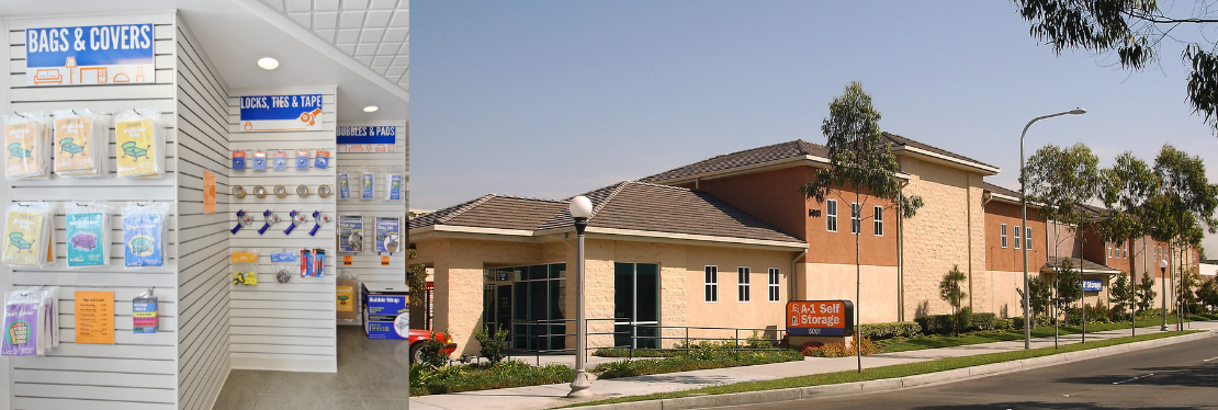 A-1 Self Storage Reviews, Ratings | Self Storage near 5081 Lincoln Ave , Cypress CA
