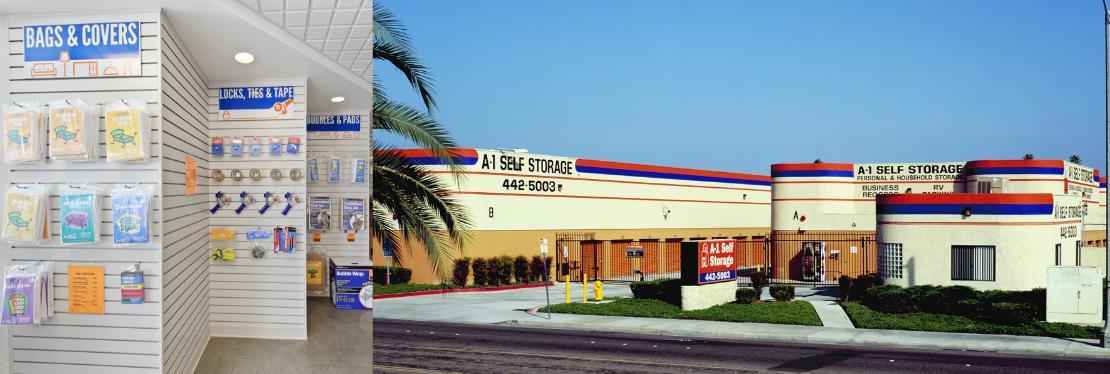 A-1 Self Storage Reviews, Ratings   Self Storage near 556 W Main St , El Cajon CA