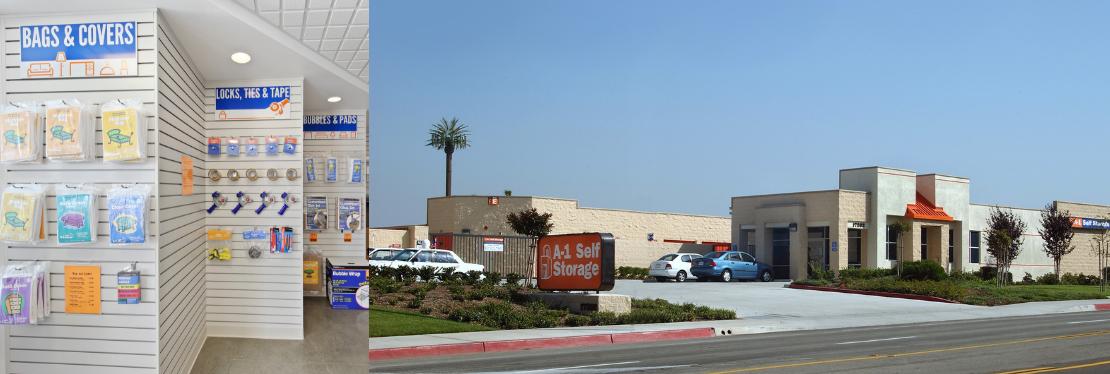 A-1 Self Storage Reviews, Ratings | Self Storage near 17292 Gothard St , Huntington Beach CA