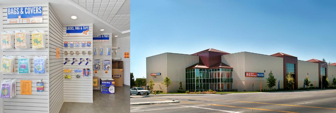 A-1 Self Storage Reviews, Ratings   Self Storage near 1415 Oakland Rd , San Jose CA