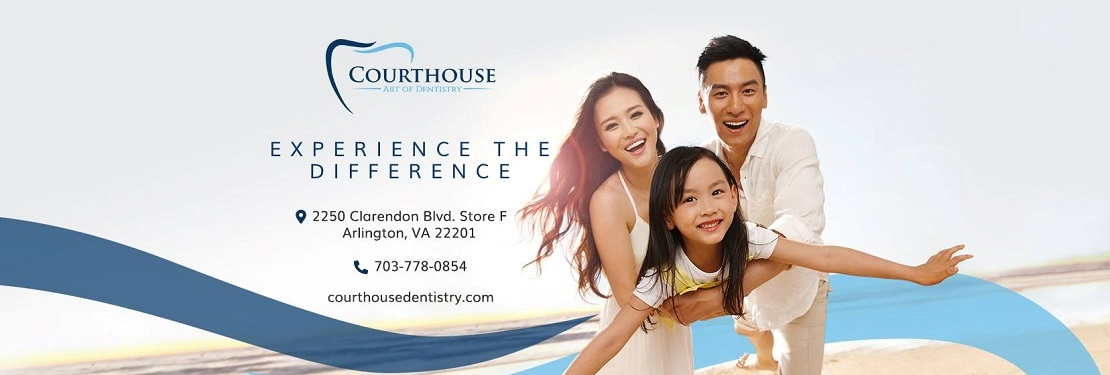Courthouse Art of Dentistry reviews | General Dentistry at 2250 Clarendon Blvd Store F - Arlington VA