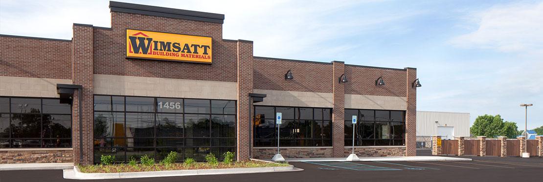 Wimsatt Building Materials reviews | Building Supplies at 1456 28th St SW - Wyoming MI