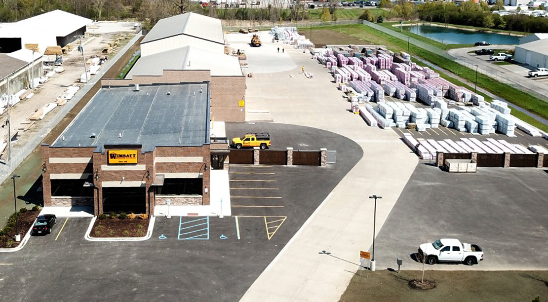 Wimsatt Building Materials reviews   Building Supplies at 26440 Southpoint Rd - Perrysburg OH