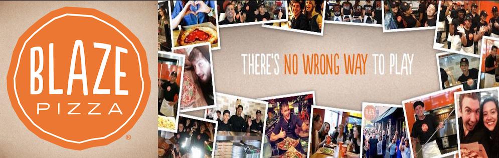 Blaze Fast Fire'd Pizza reviews | Pizza at 7290 W Lake Mead Blvd - Las Vegas NV