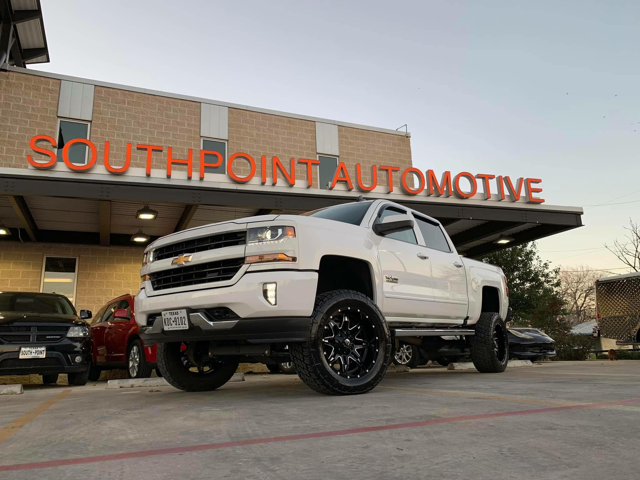 Southpoint Automotive LLC reviews | Used Car Dealers at 6915 IH 35 S - San Antonio TX